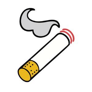 fumare alza la pressione