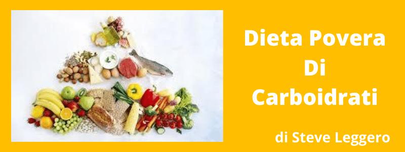 dieta povera di carboidrati