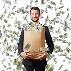 voglio diventare ricco